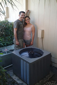 Mr. & Mrs. Garcias | Happy Customer Of The Day