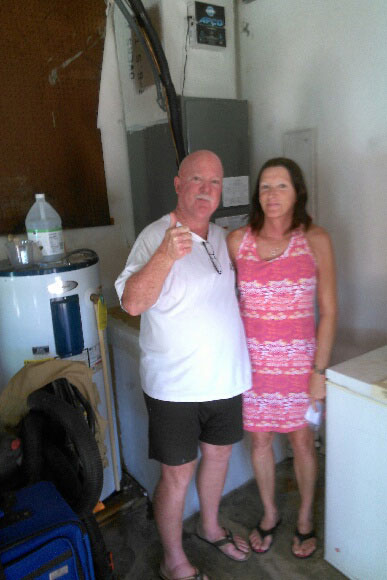 Mr. & Mrs. Duce | Happy Customers Of The Day
