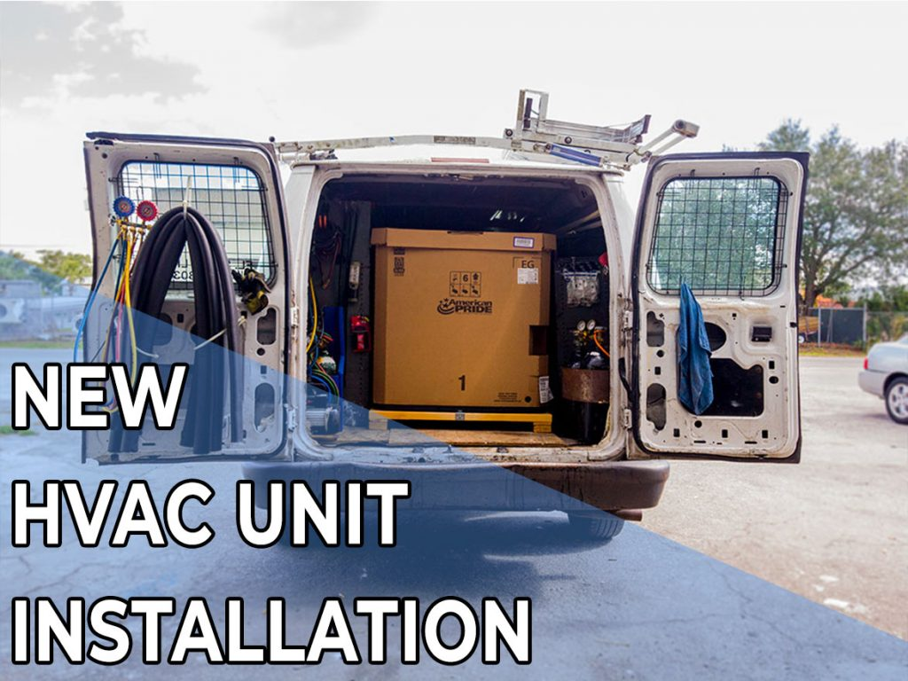 hvac installation Orlando