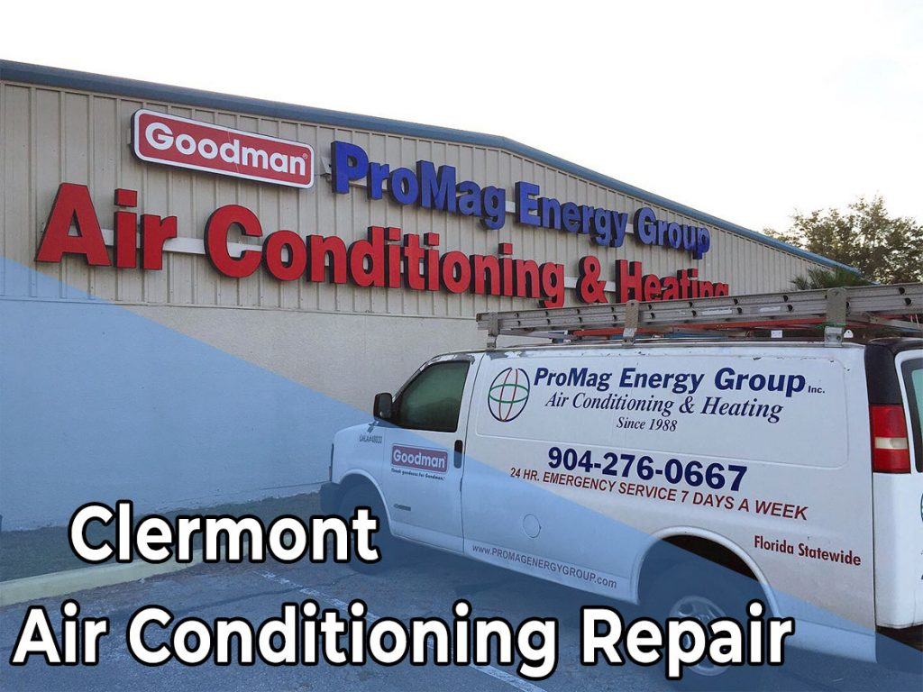 ac repair clermont